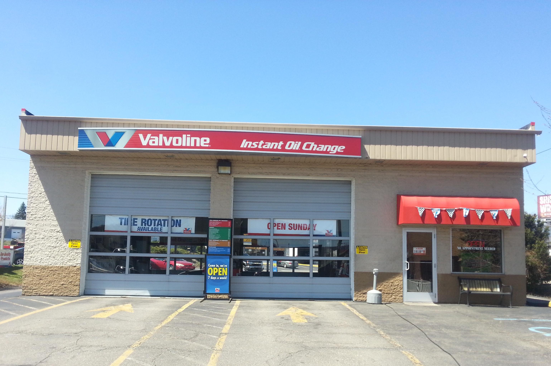 Valvoline Instant Oil Change Hazleton, PA, 1025 North Church Street