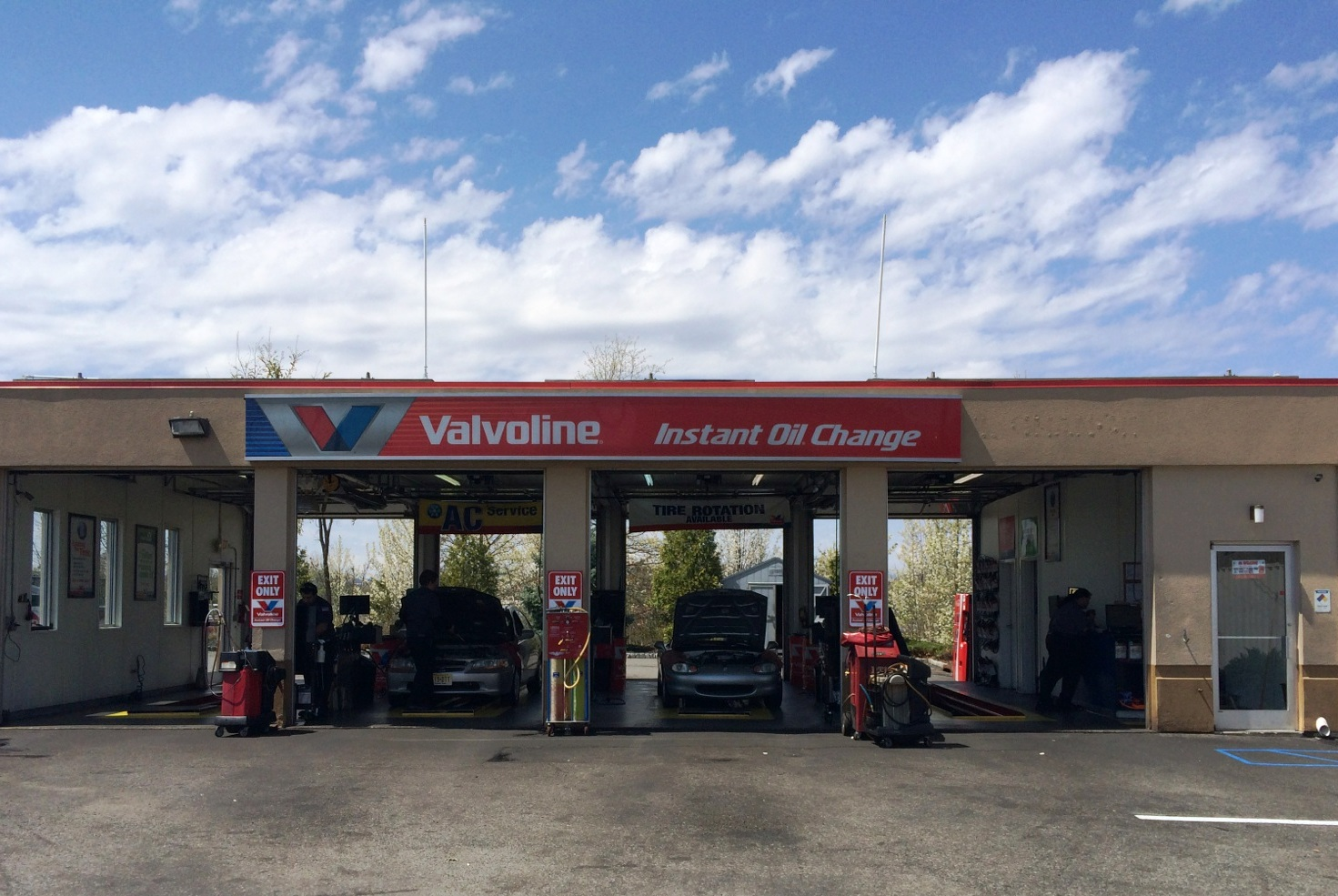 Valvoline Instant Oil Change Franchising