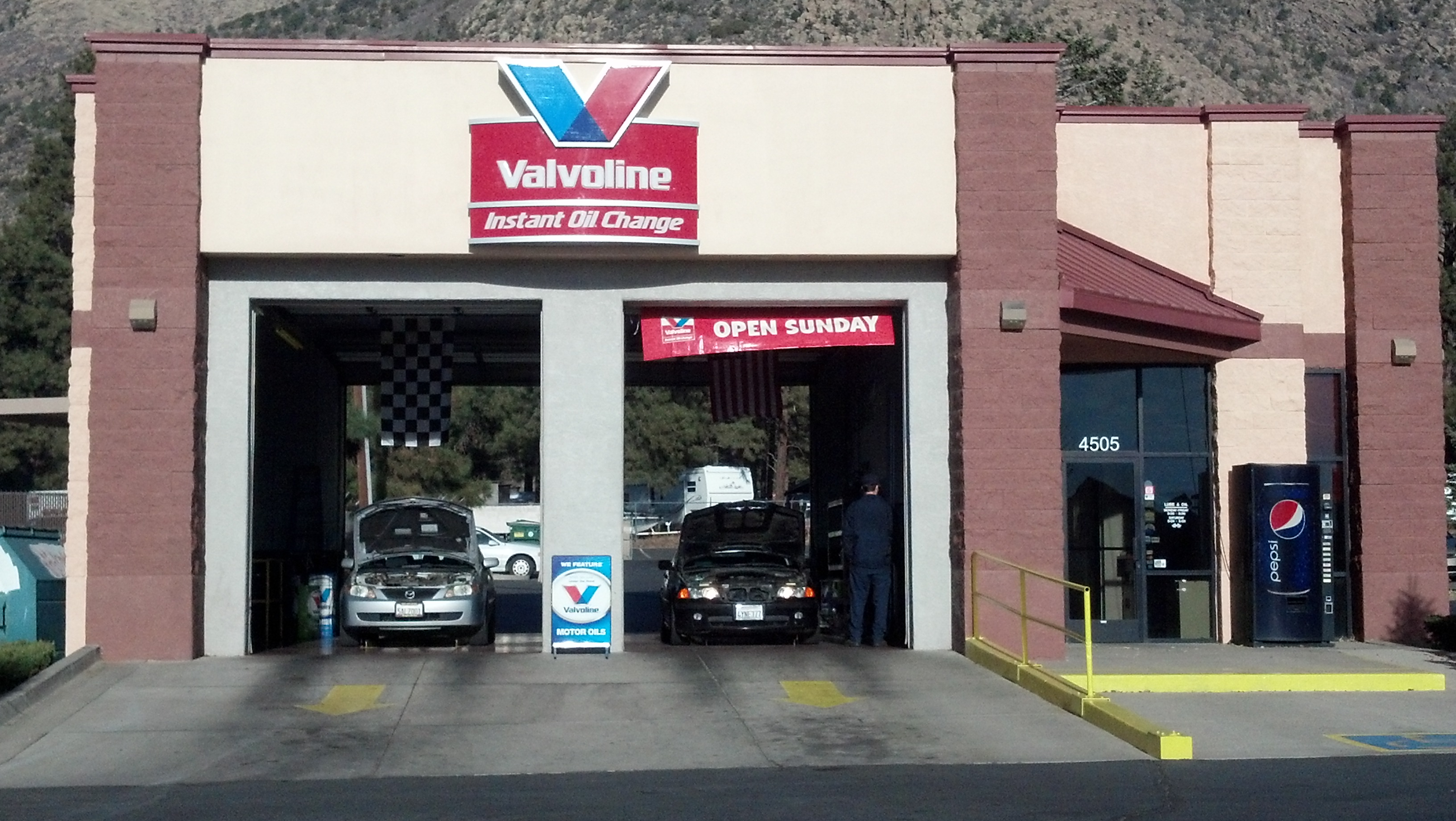 Valvoline Instant Oil Change Flagstaff Az 4505 N Us Highway 89 How To Choose An Electric Fan In 4 Easy Steps Grumpys Performance