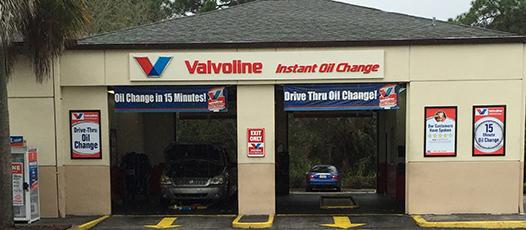 Valvoline Instant Oil Change North Fort Meyers, FL, 14991 ...