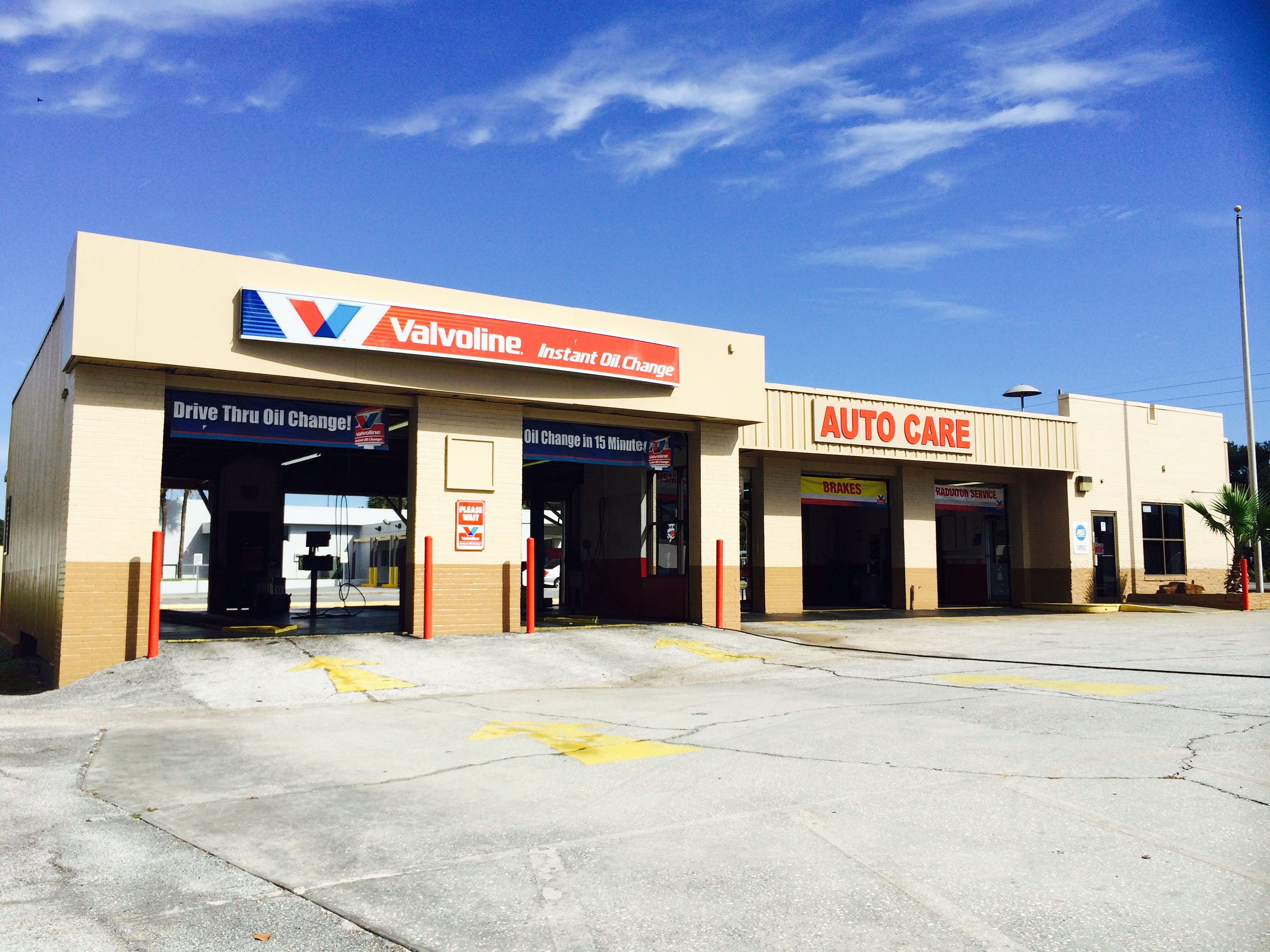 Valvoline Instant Oil Change Orlando Fl 3001 West Colonial Drive