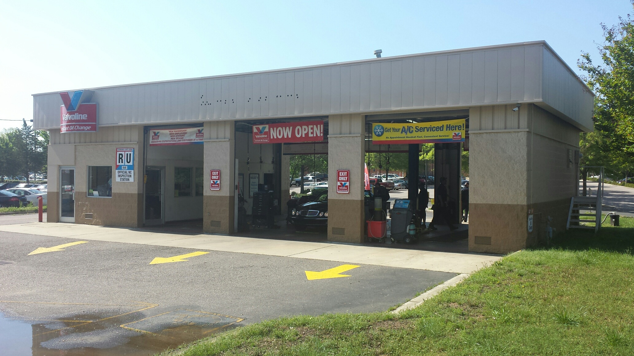 Valvoline Instant Oil Change Raleigh, NC, 300 East Six ...