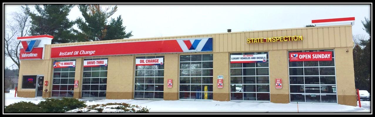 Oil Change Near Me Open Sunday >> Valvoline Instant Oil Change Nashua Nh 504 Amherst St